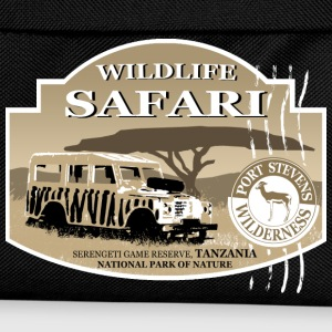 Landrover - Jeep -  Safari - Africa T-Shirts - Kids' Backpack
