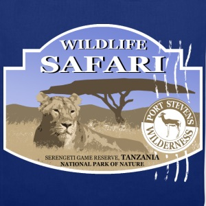 Lion -  Safari - Africa T-Shirts - Tote Bag