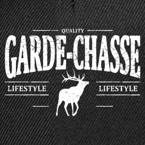 Garde-Chasse Tee shirts - Casquette snapback