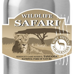 Leeuw  - safari - afrika Sweaters - Drinkfles