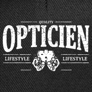 Opticien Tee shirts - Casquette snapback
