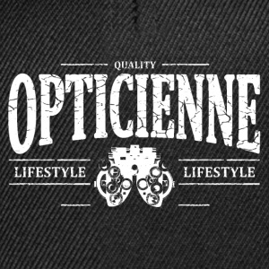 Opticienne Tee shirts - Casquette snapback