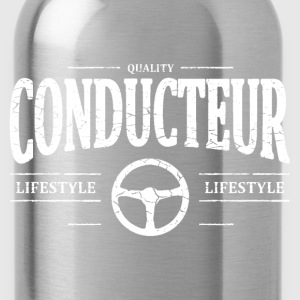 Conducteur Sweat-shirts - Gourde