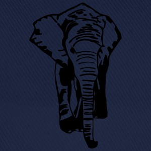 Elefant - Elephant - Safari - Afrika T-Shirts - Baseball Cap