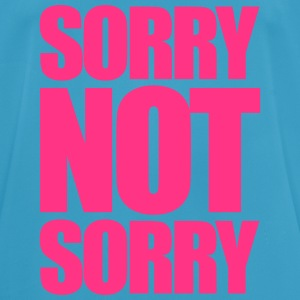 Not Sorry Tops - Männer T-Shirt atmungsaktiv
