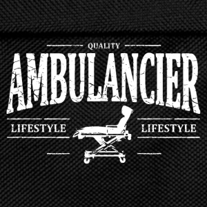 Ambulancier Tee shirts - Sac à dos Enfant