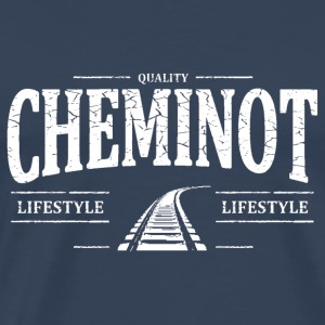 Cheminot Manches longues - T-shirt Premium Homme