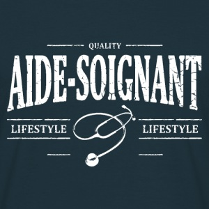 Aide Soignant Sweat-shirts - T-shirt Homme