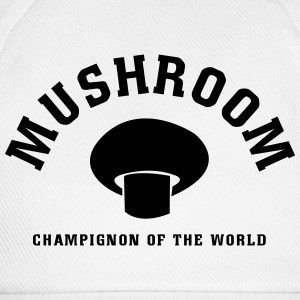 Mushrooms of the World T-Shirts - Baseball Cap
