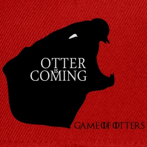 Otter is coming - Game of Otters Bouteilles et Tasses - Casquette snapback