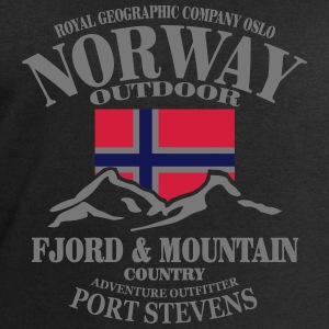 Norway - Fjord & Mountain Tee shirts - Sweat-shirt Homme Stanley & Stella
