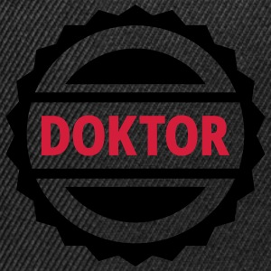Doctor T-Shirts - Snapback Cap