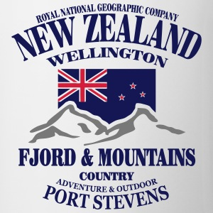 New Zealand Tee shirts - Tasse