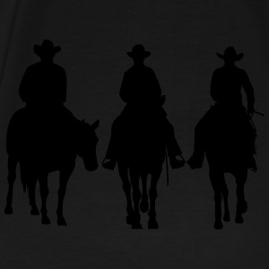 Trio - Western riding Hoodies & Sweatshirts - Men's Premium T-Shirt