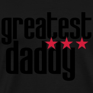 Greatest Daddy Forklær - Premium T-skjorte for menn