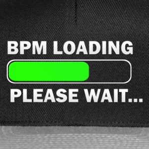 BPM Loading...Please Wait T-Shirts - Snapback Cap