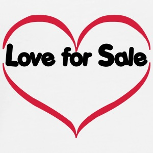 Love for sale Original Autres - T-shirt Premium Homme