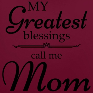 My Greatest blessing call me Mom T-Shirts - Contrast Colour Hoodie