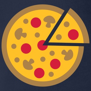 Pizza T-Shirts - Baby Bio-Kurzarm-Body