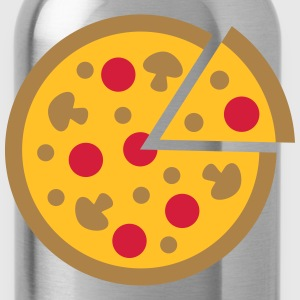 Pizza Shirts - Water Bottle