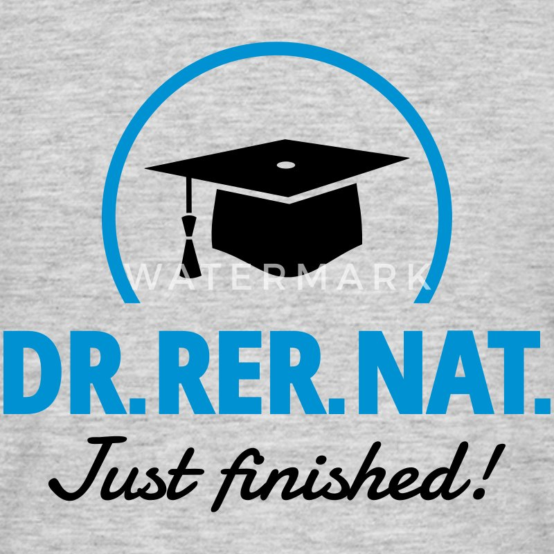 Doctor - Just finished! T-Shirts - Men's T-Shirt