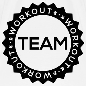 TEAM Workout Hosen & Shorts - Männer Premium T-Shirt