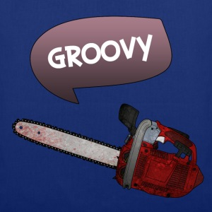 Evil dead Groovy - Tote Bag