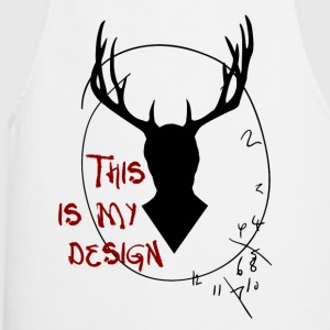 Hannibal - This is my design - Tablier de cuisine