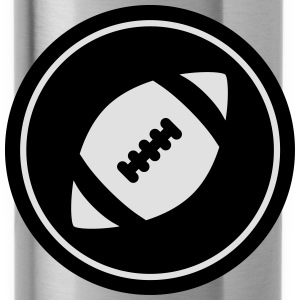 Football Bags & Backpacks - Water Bottle