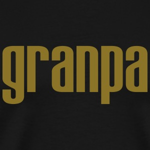 Grandpa  Mugs & Drinkware - Men's Premium T-Shirt