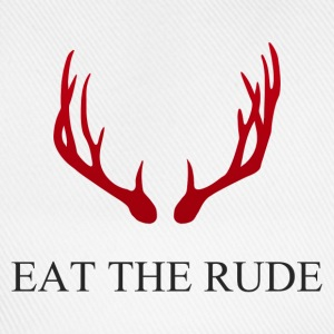 Hannibal Eat the rude - Baseball Cap