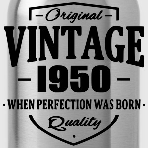 Vintage 1950 Hoodies & Sweatshirts - Water Bottle
