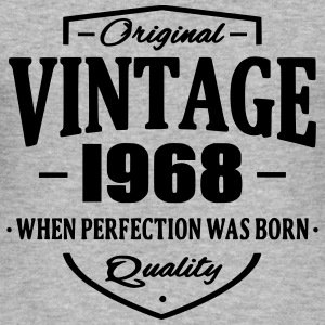 Vintage 1968 Sweaters - slim fit T-shirt
