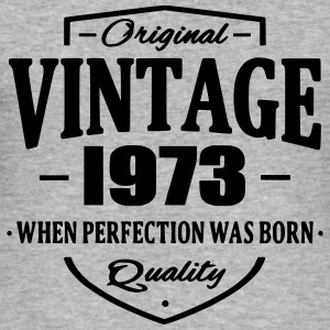 Vintage 1973 Sweaters - slim fit T-shirt