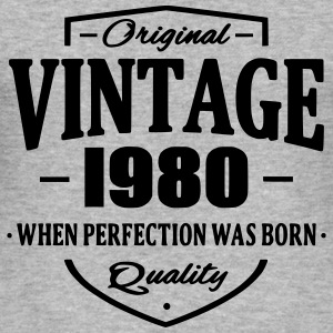 Vintage 1980 Hoodies & Sweatshirts - Men's Slim Fit T-Shirt