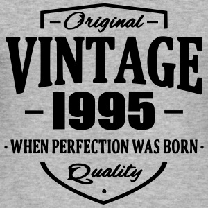 Vintage 1995 Sweaters - slim fit T-shirt