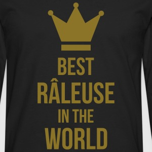 Best Râleuse in the World Tabliers - T-shirt manches longues Premium Homme