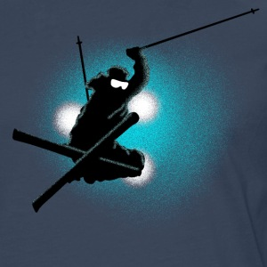 freestyle ski Tee shirts - T-shirt manches longues Premium Homme