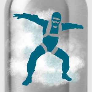 freestyle skydiving T-Shirts - Trinkflasche