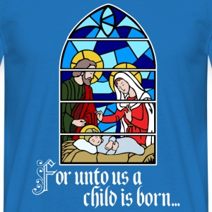 A Child is born (dark) Pullover & Hoodies - Männer T-Shirt