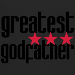 Greatest Godfather Kopper & tilbehør - Premium langermet T-skjorte for menn