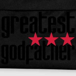 Greatest Godfather  Aprons - Kids' Backpack