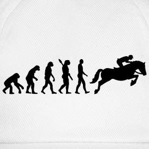 Evolution Springreiten T-Shirts - Baseballkappe