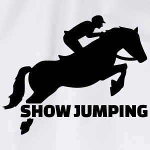 Show Jumping T-Shirts - Turnbeutel