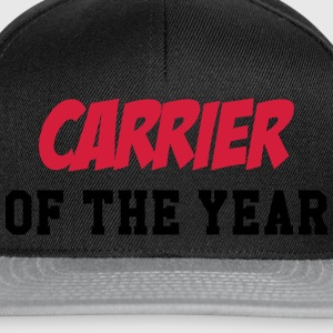 Carrier of the year Mugs & Drinkware - Snapback Cap