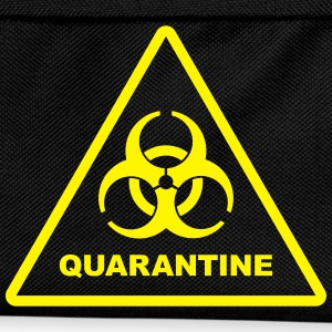 Biohazard Quarantine (zombie danger) T-skjorter - Ryggsekk for barn