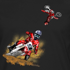 Motocross - Men's Premium Longsleeve Shirt