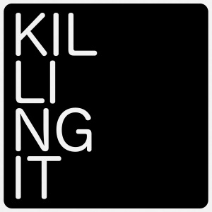 Killing It 5 T-Shirts - Cooking Apron