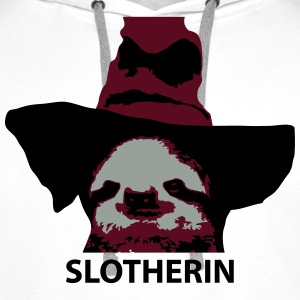 Slotherin - Slytherin T-Shirts - Men's Premium Hoodie