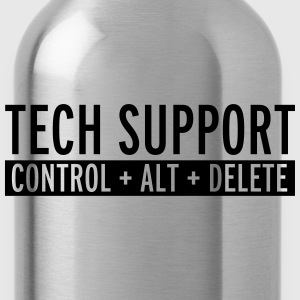 Tech Support  Sudaderas - Cantimplora